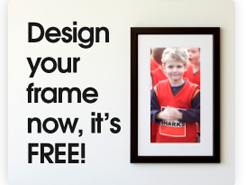 design your frame